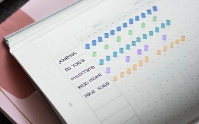 Habit tracker, consolida le tue buone abitudini